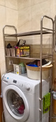 Полка для стиральной машины Gromell DENNA #10, Тамара А.