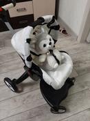 Детская игрушечная прогулочная коляска-трансформер Buggy Boom для кукол Aurora 9005 12-в-1 с люлькой-переноской #2, Анна П.