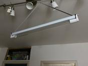 Кварцевая лампа открытого типа для дезинфекции: мощность 20W, цоколь G13, длина 589мм #5, Диана О.