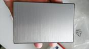 2 ТБ Внешний жесткий диск Seagate Backup Plus Slim (STHN2000401), серебристый #12, Валерий К.