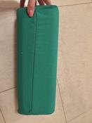 Массажный акупунктурный валик-аппликатор Ipplikator, зеленый, 38 х 15 см. #3, Юлия В.