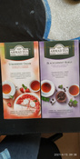 Ahmad Tea Strawberry Cream черный чай в пакетиках, 25 шт #9, Елена Н.