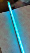 Светильник (с сертификатом) 30 Вт ультрафиолетовый бактерицидный с лампой. Накладной (настенный). Без озонирования. 253.7 нм. Корпус белый. (кабель и выключатель в комплекте)(М) #7, Вадим П.