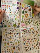 600 наклеек. Окружающий мир #14, Майя Ш.