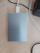 1 ТБ Внешний жесткий диск Seagate Backup Plus Slim (STHN1000402), голубой #13, Эльза