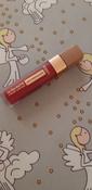 Помада для губ L'Oreal Paris Les Chocolats, жидкая, матовая, оттенок 864, цвет: клубника в шоколаде #14, Хусаинова Эльвира