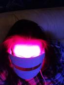 Gezatone Косметологический аппарат Светодиодная маска для омоложения кожи лица m1020 #5, Светлана