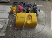 Ингалятор Omron NE-C24 Kids компрессорный небулайзер #10, Екатерина Р.