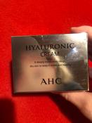 AHC Hyaluronic крем для лица гиалуроновый 50 мл #13, Анна А.