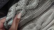 """Лежанка для животных """"Bedfor"""", со съемными чехлами, цвет: серый, 70 x 50 x 18 см #3, Ольга Р."""