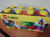 Конструктор LEGO Classic 10696 Набор для творчества среднего размера #164, Лилия М.