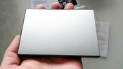2 ТБ Внешний жесткий диск Seagate Backup Plus Slim (STHN2000401), серебристый #9, Валерий К.