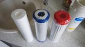 """Комплект сменных модулей для фильтра Аквафор """"Трио. Норма"""", для жесткой воды #5, Равиль А."""