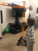 Dickie Toys Башенный кран Mega Crane #3, Елена Д.