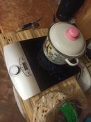 Индукционная Настольная плита Endever Skyline IP-27, черный, серебристый #5, Андрей Б.