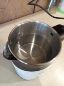 Электрический чайник Kitfort КТ-639 #2, Матовый, свет приглушенный