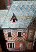 Умная бумага 3D пазл Кукольный дом 2 #5, Анжелика