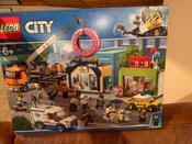 Конструктор LEGO City Town 60233 Открытие магазина по продаже пончиков #7, Юлия Л.