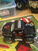 Машинка Полесье Легион №4, 76014, черный #2, Елена Таранова
