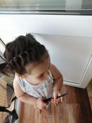 Резинка для волос Verona 1000 шт. #1, Алиева Г.