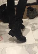 Ботинки Ash #2, Аделина Карцева