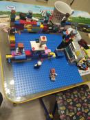 Конструктор LEGO Classic 10714 Синяя базовая пластина #10, Михаил Ч.