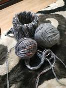 Пряжа для вязания Schachenmayr Fashion Soraya, коричнево-красный, серый (07905), 85 м, 50 г #5, Евгения Б.