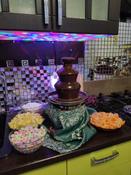 Шоколадный фонтан Clatronic SKB 3248 #7, Мария М.