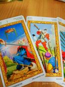 "Карты Таро Lo Scarabeo ""Таро белых кошек"" #15, Наталья Н."