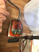 Бытовой пылесос Thomas DryBox + AquaBox Cat & Dog, оранжевый, белый #14, Вадим Примаков