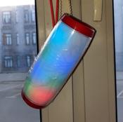 Портативная Bluetooth колонка Wireless TG-157, красная #6, Ирина