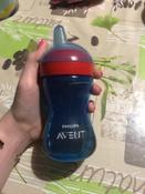 Поильник с мягким носиком Philips Avent SCF802/01, синий, от 9 месяцев, 300 мл #12, Евгения М.