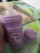 Антиколиковая бутылочка Twistshake для кормления 180 мл #12, Оксана О.