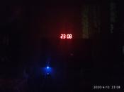 Электронный будильник Perfeo LUMINOUS #5, Денис