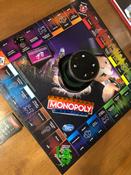 Настольная игра Monopoly Монополия Голосовой банкинг, E4816121 #80, Елена М.