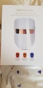 Gezatone Косметологический аппарат Светодиодная маска для омоложения кожи лица m1020 #13, Ирина Ж.