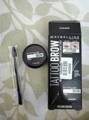 "Maybelline New York Помада для бровей ""Brow Pomade"", оттенок 05, Темно-коричневый #11, Анна А."
