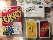 Игра карточная Games UNO 112 карт в дисплее  W2087 #6, Sophia K.