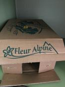 Вода детская природная родниковая, негазированная Fleur Alpine, с рождения, 12 шт по 0,5 л #11, Алёна С.