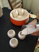 Йогуртница Oursson FE1502D/OR, Orange #31, Наталья Л.