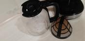 Кофеварка электрическая Капельная Kitfort KT-732, серебристый #2, Сергий Г.
