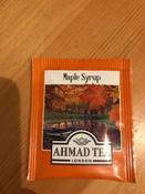 Ahmad Tea Maple Syrup зеленый чай в пакетиках, 25 шт #15, Ольга С.