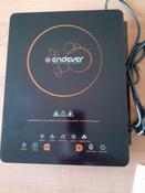 Комбинированная Настольная плита Endever IP-48, черный #15, Елена Ж.
