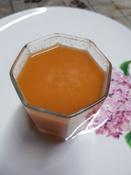 Соковыжималка Kitfort КТ-1106-1, цвет: красный #10, Эльза И.