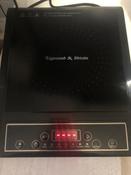 Индукционная Настольная плита Zigmund & Shtain ZIP-553, черный #11, Кристина Б.