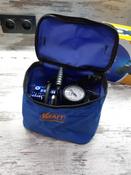 Автомобильный компрессор Kraft Standart V-40L #2, Екатерина С.