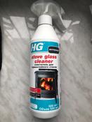 """Очиститель """"HG"""" для термостойкого стекла, 500 мл #8, Юлия Колмакова"""