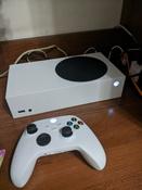 Игровая консоль Microsoft Xbox Series S, белый #2, Эдуард Е.