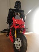 Конструктор LEGO Technic 42107 Ducati Panigale V4 R #10, максим д.