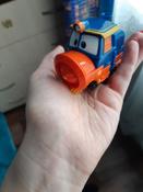 """Паровозик """"Виктор"""" Robot Trains  #5, Вероники Б."""
